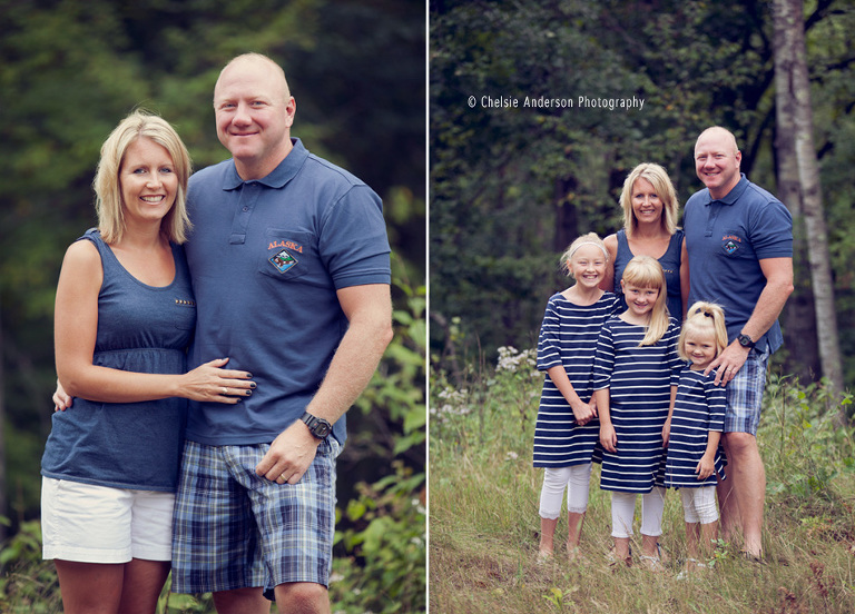 Pequot Lakes, Minnesota Family Photography - Chelsie